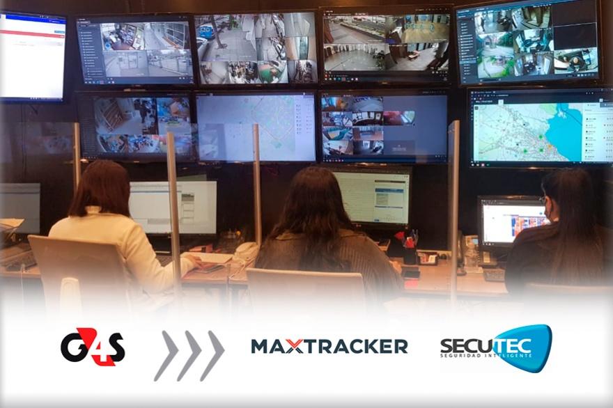 G4S transfiere a Maxtracker y Secutec, dos empresas locales, su servicio de monitoreo y protección satelital de flotas en Argentina